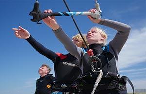 kitesurfles-scheveningen